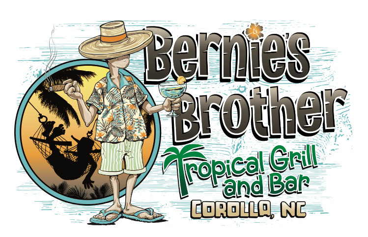 Bernie's Brother Tropical Grill and Bar in Corolla, NC